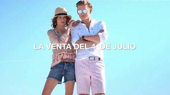 Macy's La Venta del 4 de Julio TV Spot, 'Sandalias, mezcladoras y almohadas' [Spanish] - Thumbnail 2