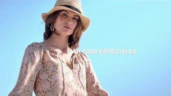Macy's La Venta del 4 de Julio TV Spot, 'Sandalias, mezcladoras y almohadas' [Spanish] - Thumbnail 3
