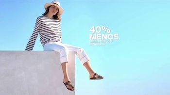 Macy's La Venta del 4 de Julio TV Spot, 'Sandalias, mezcladoras y almohadas' [Spanish] - Thumbnail 4