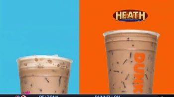 Dunkin' Donuts Hershey's Candy Flavors TV Spot, 'Unwrap a Sweet Escape' - Thumbnail 3
