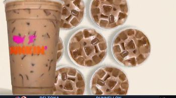 Dunkin' Donuts Hershey's Candy Flavors TV Spot, 'Unwrap a Sweet Escape' - Thumbnail 7