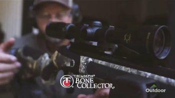 Thompson Center Arms Triumph Bone Collector TV Spot, 'The Baddest' - Thumbnail 1