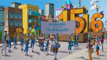 Amazon Prime Day TV Spot, 'Marching Band' canción de Bill Withers [Spanish] - Thumbnail 2