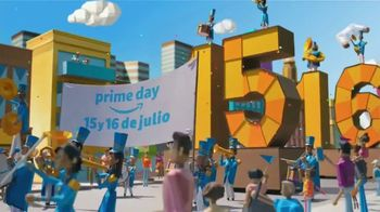 Amazon Prime Day TV Spot, 'Marching Band' canción de Bill Withers [Spanish] - Thumbnail 3