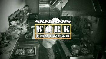 SKECHERS Work TV Spot, 'La seguridad se une al confort' [Spanish] - Thumbnail 1
