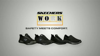 SKECHERS Work TV Spot, 'La seguridad se une al confort' [Spanish] - Thumbnail 9