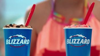 Dairy Queen Summer Blizzard Treat Menu TV Spot, 'Feat. Sour Patch Kids' - Thumbnail 6