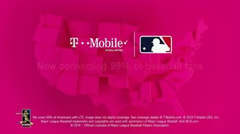 T-Mobile TV Spot, 'MLB: America's Network' Song by The Temper Trap - Thumbnail 9