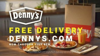 Denny's TV Spot, 'Crepe Day: Free Delivery' - Thumbnail 6