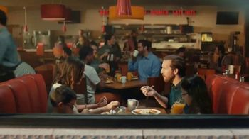 Denny's TV Spot, 'Crepe Day: Free Delivery' - Thumbnail 1