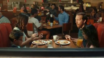 Denny's TV Spot, 'Crepe Day: Free Delivery'