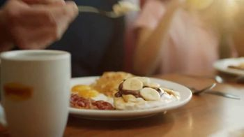 Denny's TV Spot, 'Crepe Day: Free Delivery' - Thumbnail 2
