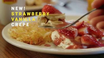 Denny's TV Spot, 'Crepe Day: Free Delivery' - Thumbnail 4