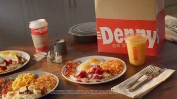 Denny's TV Spot, 'Crepe Day: Free Delivery' - Thumbnail 5