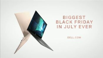 Dell Black Friday in July TV Spot, 'Cinema: XPS 13' - Thumbnail 8