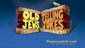 Old Jews Telling Jokes TV Spot, '2019 Eisemann Center for Performing Arts' - Thumbnail 1