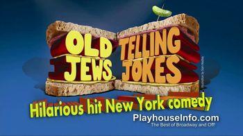 Old Jews Telling Jokes TV Spot, '2019 Eisemann Center for Performing Arts' - Thumbnail 2