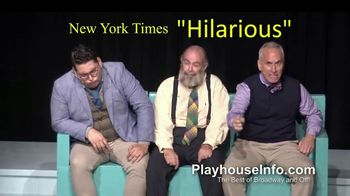Old Jews Telling Jokes TV Spot, '2019 Eisemann Center for Performing Arts' - Thumbnail 4