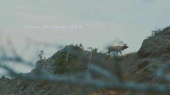 Rocky Mountain Elk Foundation TV Spot, 'Ensure the Future of Elk' - Thumbnail 5