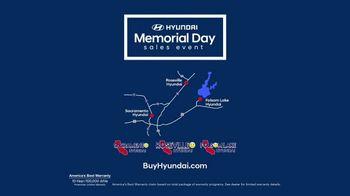 Hyundai Memorial Day Sales Event TV Spot, 'Sonata: Best Warranty' [T2] - Thumbnail 4