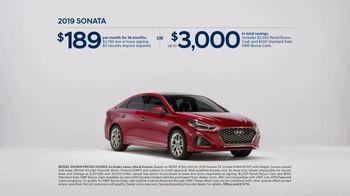 Hyundai Memorial Day Sales Event TV Spot, 'Sonata: Best Warranty' [T2] - Thumbnail 3