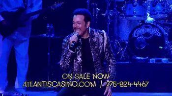 Atlantis Casino Resort Spa TV Spot, '2019 The Commodores' - Thumbnail 6