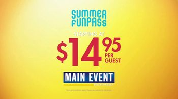 Main Event Entertainment Summer FUNpass TV Spot, 'Summer Fun Headquarters' - Thumbnail 6