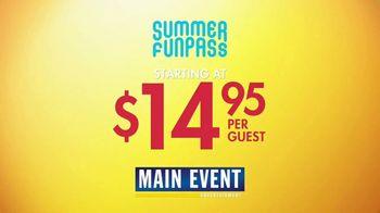 Main Event Entertainment Summer FUNpass TV Spot, 'Summer Fun Headquarters' - Thumbnail 3