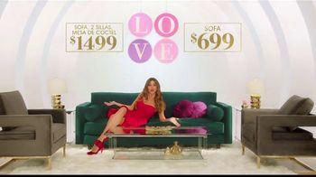 Rooms to Go TV Spot, 'Amor a primera vista' con Sofía Vergara [Spanish] - Thumbnail 5