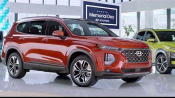 Hyundai Evento Memorial Day TV Spot, 'Grandes ahorros' [Spanish] [T2] - Thumbnail 4