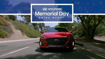 Hyundai Memorial Day Sales Event TV Spot, 'Kickoff to Summer' [T2]