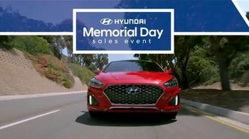 Hyundai Memorial Day Sales Event TV Spot, 'Kickoff to Summer' [T2]