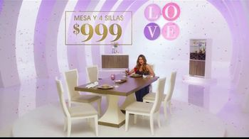 Rooms to Go TV Spot, 'Enamórate' con Sofia Vergara [Spanish] - Thumbnail 7