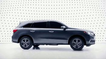 Acura Memorial Day TV Spot, 'Experience: MDX' [T2] - 4 commercial airings