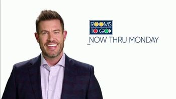 Rooms to Go Memorial Day Sale TV Spot, 'Coupons' Featuring Jesse Palmer - Thumbnail 1