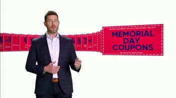 Rooms to Go Memorial Day Sale TV Spot, 'Coupons' Featuring Jesse Palmer - Thumbnail 2