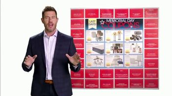 Rooms to Go Memorial Day Sale TV Spot, 'Coupons' Featuring Jesse Palmer - Thumbnail 4
