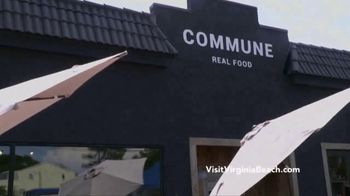 Visit Virginia Beach TV Spot, 'Vibe District' - Thumbnail 7