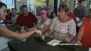 Visit Virginia Beach TV Spot, 'Vibe District' - Thumbnail 9