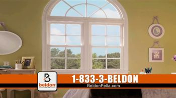 Beldon Pella Windows Buy More, Save More Sale TV Spot, 'The Best Windows'