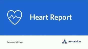 Ascension Health TV Spot, 'Heart Report: Watchman Device'
