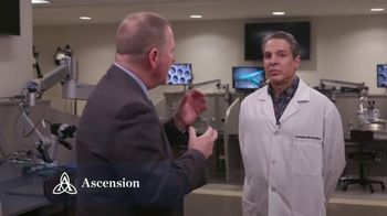 Ascension Health TV Spot, 'Heart Report: Watchman Device' - Thumbnail 3