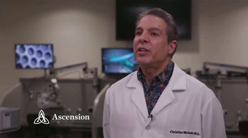 Ascension Health TV Spot, 'Heart Report: Watchman Device' - Thumbnail 6