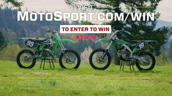 Motosport 20th Anniversary Sweepstakes TV Spot, 'Enter to Win' - Thumbnail 9