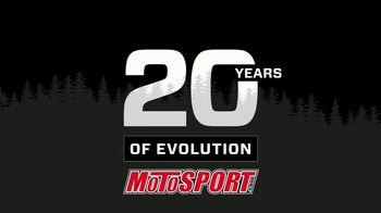 Motosport 20th Anniversary Sweepstakes TV Spot, 'Enter to Win' - Thumbnail 4