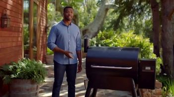 Traeger Wood Fire Grills TV Spot, 'Stop Cooking Food That Tastes Like Gas' - Thumbnail 1