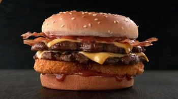 Carl's Jr. Western Fries TV Spot, 'Time to Western' - Thumbnail 6