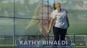 United States Tennis Association (USTA) TV Spot, 'USPTA: Raising the Standards' - Thumbnail 4