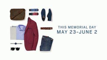 Men's Wearhouse Big Deal Event TV Spot, 'Memorial Day: Linen, Dress Shirts & Suits' - Thumbnail 1