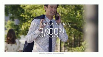 Men's Wearhouse Big Deal Event TV Spot, 'Memorial Day: Linen, Dress Shirts & Suits' - Thumbnail 4